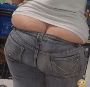 не влезаю в джинсы