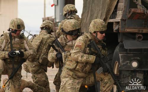 Современные солдаты